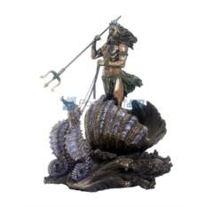 Скульптура Нептун -бог моря