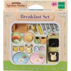 Игровой набор Sylvanian Families Завтрак