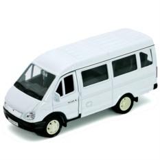 Модель машины  Пассажирская ГАЗель