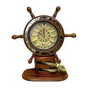 Часы настольные: Штурвал