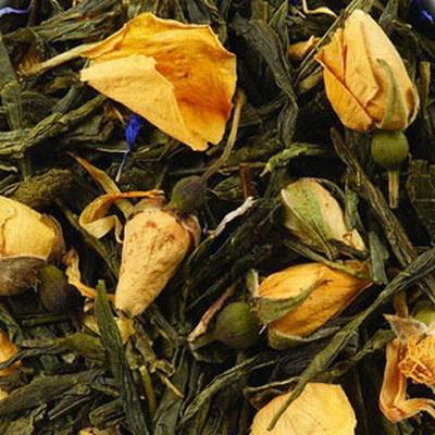Чай зелёный «Роза Парижа»