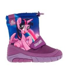 Сиреневые сноубутсы для девочек My Little Pony