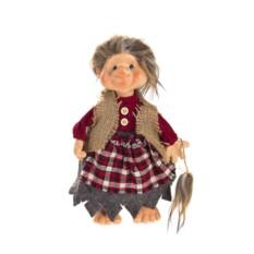Декоративная кукла Домовенок