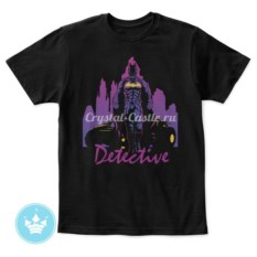 Детская футболка Detective