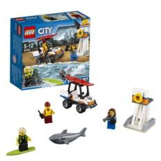 Конструктор Lego City Береговая охрана