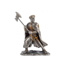 Статуэтка Рыцарь крестоносец , высота 9,5 см