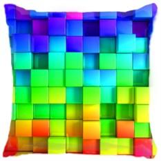 Подушка Яркие цвета