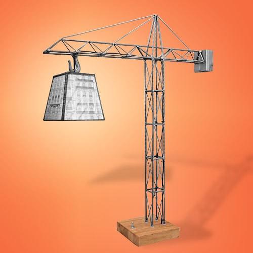 Лампа Строительство
