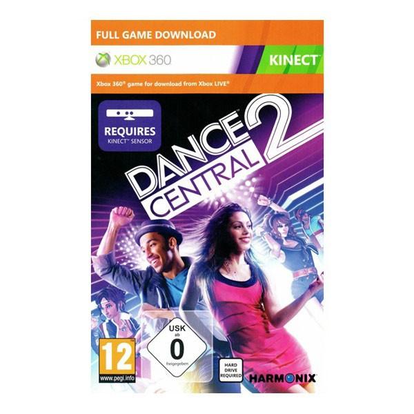 Игра Dance Central 2 – Цифровой код (Xbox 360)