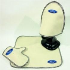 Комплект для бани с логотипом Ford