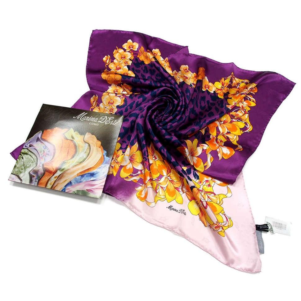 Поздравление при подарке платок