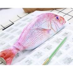 Школьный пенал Рыба карась