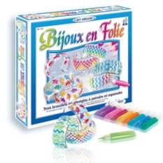 Набор для творчества «Разноцветные браслеты»