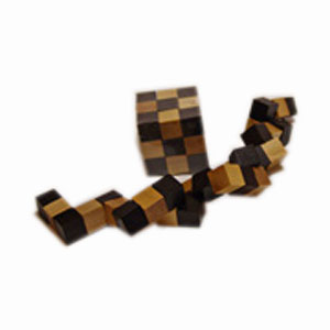 Головоломка Кубик-змейка