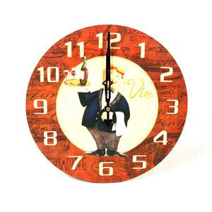 Часы декоративные «Официант»