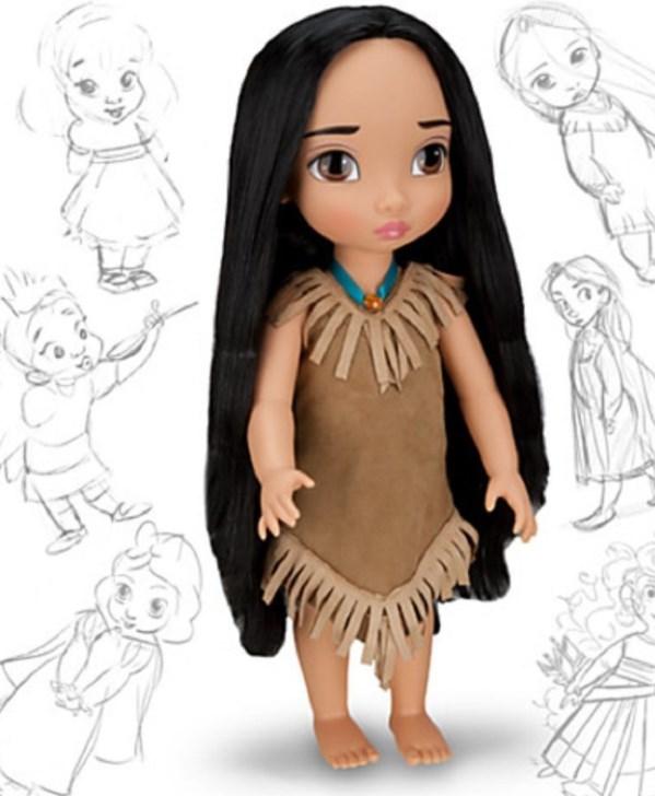 Кукла Disney Animators Collection Покахонтас