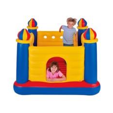 Детский надувной батут Замок Jump-o-Lene Castle Bouncer
