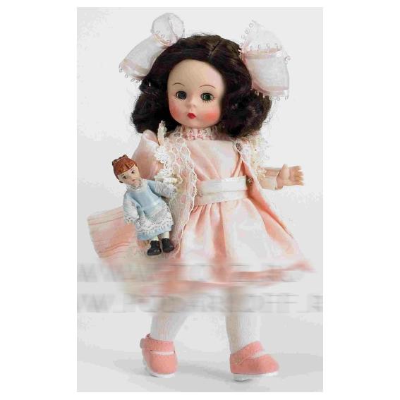 Кукла «Принцесса с куклой»