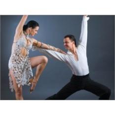 Подарочный сертификат Латиноамериканские танцы