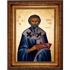 Икона на холсте Ипатий Гангрский священномученик