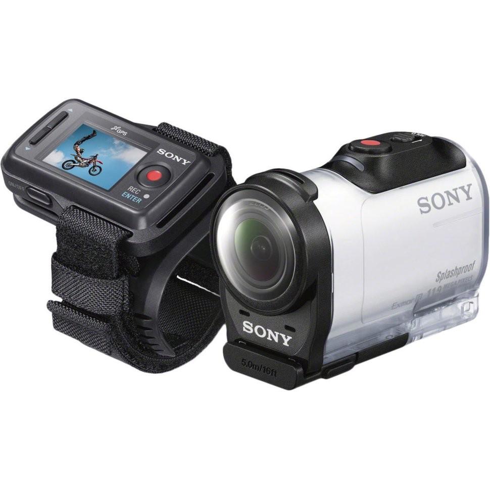 Экшн-камера Sony ActionCam Mini HDR-AZ1VR с Wi-Fi + Пульт ДУ
