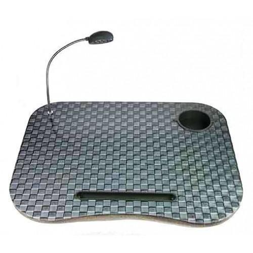 Столик для ноутбука с подсветкой Шахматы