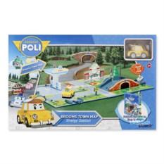 Игровой набор Robocar Poli «Город»