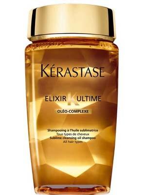 Шампунь-ванна для всех типов волос Kerastase, Elixir Ultime