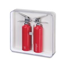 Подарочный набор для масла и уксуса Огнетушители