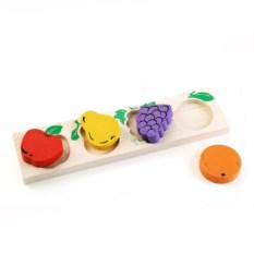 Рамка-вкладыш «Фрукты-ягоды»
