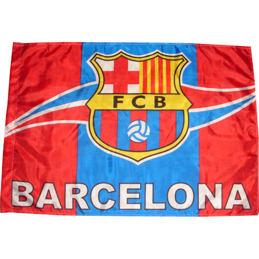 Флаг Barcelona