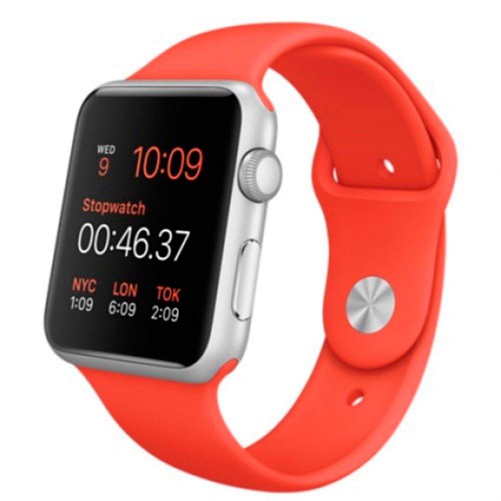 Apple Watch Sport 38mm Orange Sport