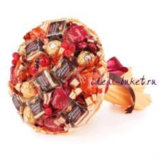 Букет конфет Золотая осень