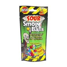 Кислые конфеты Toxic Sour Smog Balls