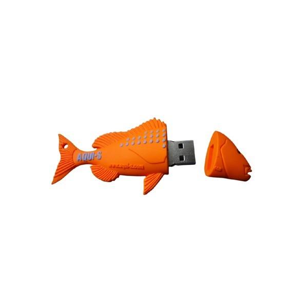 Флеш-карта «Рыба» на 8 Гб