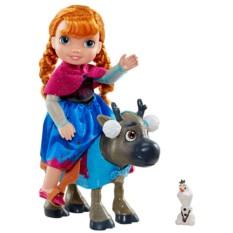 Игрушка Анна и Свен