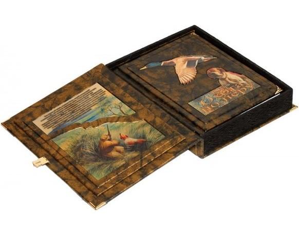 Книга Охота по перу (в коробе)
