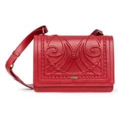 Женская сумка (цвет — красный)