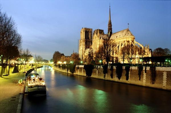 Сертификат «Путешествие в Париж — мечта для мамы»