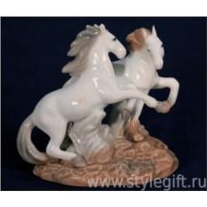 Статуэтка Пара лошадей