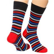 Черные носки Friday Stripes