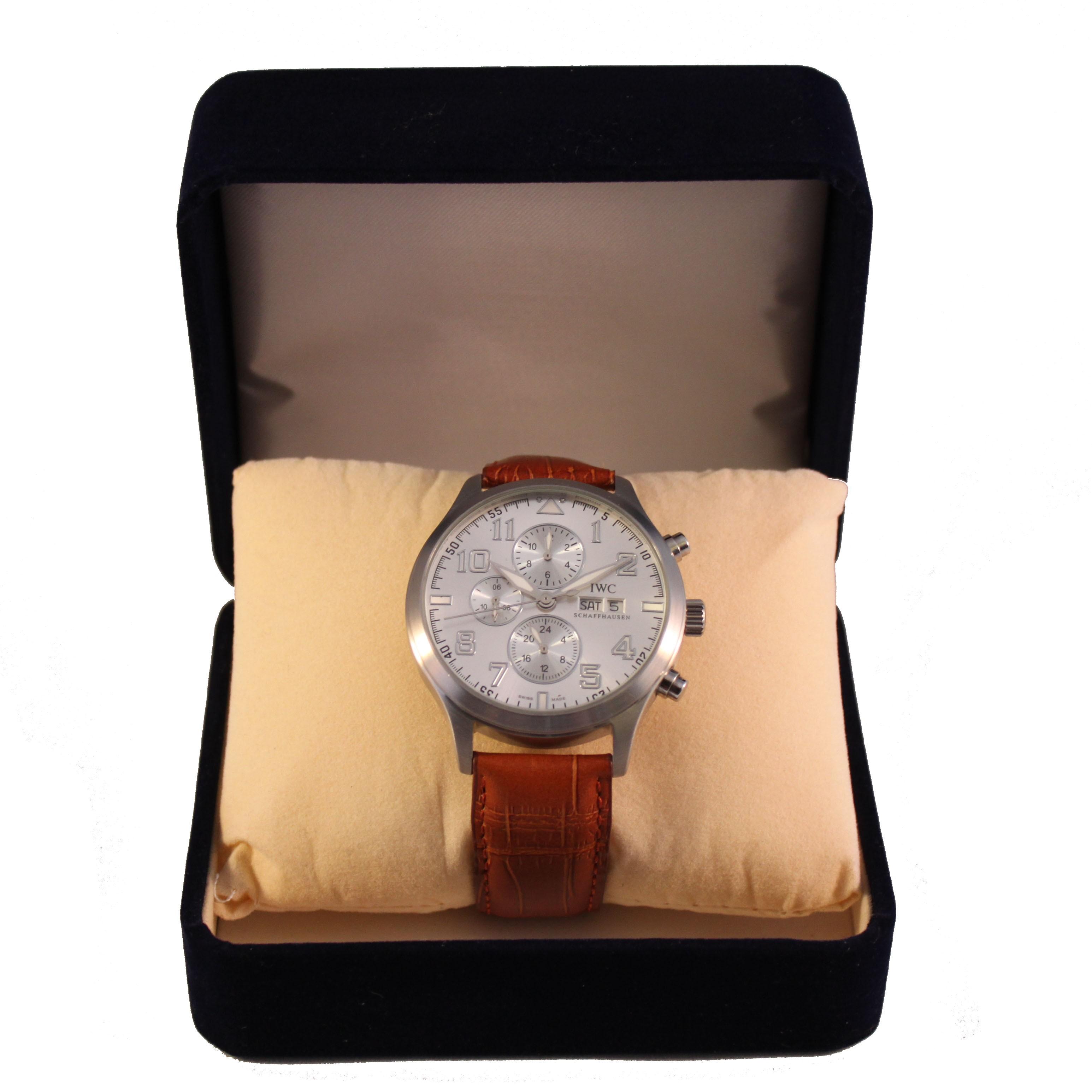 Наручные часы IWC SHAFFHAUSEN (Артикул 118)