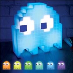 Светильник Приведение PacMan Ghost (светится под музыку)