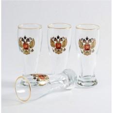 Подарочный набор для водки Герб