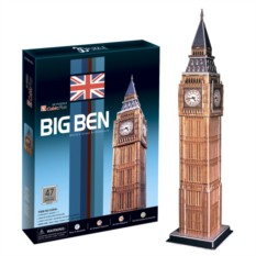 Модель для сборки Биг бен 2 (Лондон)