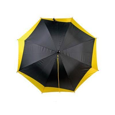 Зонт-трость полуавтоматический со шнуром