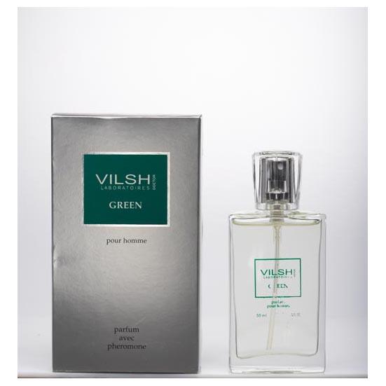 Духи с феромонами Dr.VILSH  Green (мужской)