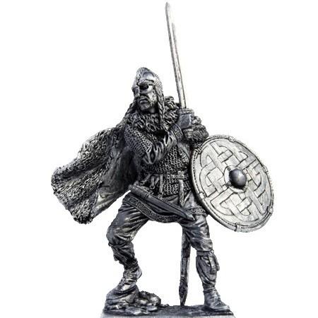 Оловянный солдатик Ярл, 9-10 век