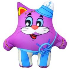 Игрушка-антистресс Морячок (цвет — фиолетовый)