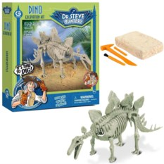 Набор для проведения раскопок «Стегозавр»